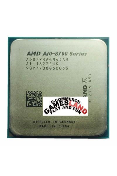 AMD A10-8700 SERIES AD877BAGM44AB DA 3,50GHZ A 3,80GHZ CPU TRAY PARI AL NUOVO