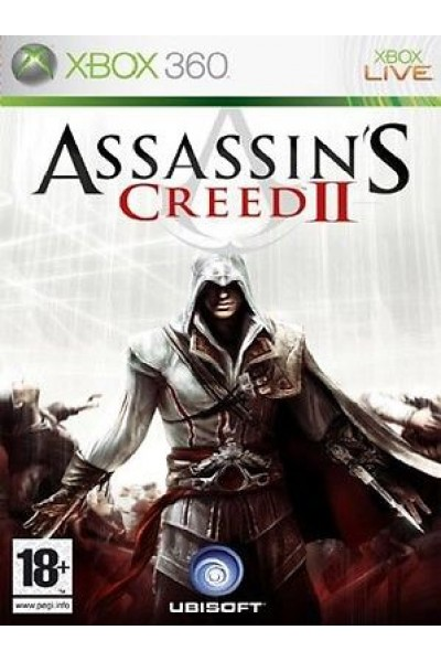 ASSASSIN'S CREED II XBOX 360 COME NUOVO IN ITALIANO