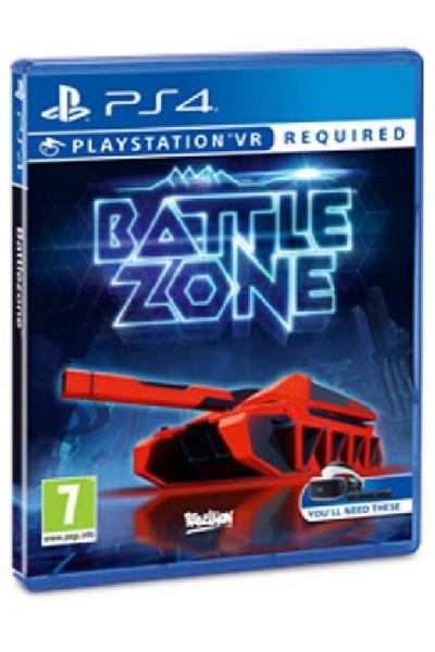 BATTLEZONE PER SONY PS4 (RICHIEDE VR) NUOVO UFFICIALE ITALIANO