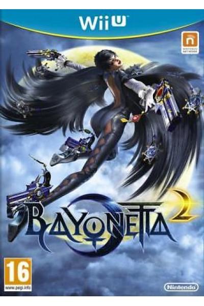 BAYONETTA 2 PER NINTENDO WiiU NUOVO PRODOTTO UFFICIALE ITALIANO