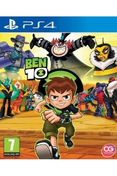 BEN 10 PER SONY PS4 NUOVO PRODOTTO UFFICIALE ITALIANO
