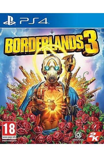 BORDERLANDS 3 PER SONY PS4 PRODOTTO UFFICIALE ITALIANO NUOVO