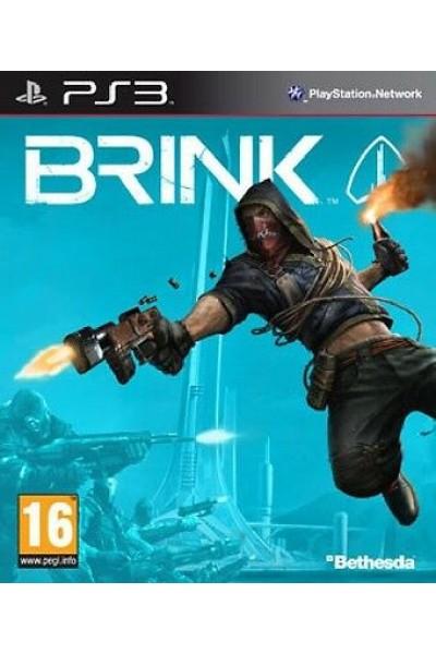 BRINK PER PS3 IN ITALIANO NUOVO SIGILLATO