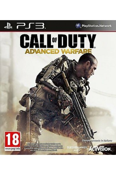 CALL OF DUTY: ADVANCED WARFARE PER SONY PS3 NUOVO PRODOTTO UFFICIALE ITALIANO