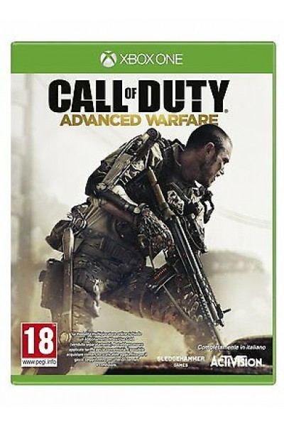 CALL OF DUTY: ADVANCED WARFARE PER XBOX ONE NUOVO PRODOTTO UFFICIALE ITALIANO