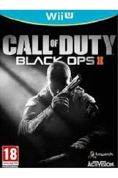 CALL OF DUTY BLACK OPS II PER NINTENDO Wii U