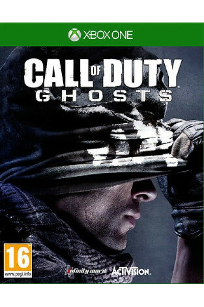 CALL OF DUTY GHOST PER XBOX ONE NUOVO UFFICIALE ITALIANO