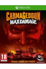 CARMAGEDDON MAX DAMAGE PER XBOX ONE NUOVO PRODOTTO UFFICIALE ITALIANO