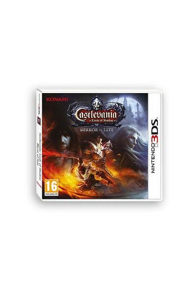 CASTLEVANIA:LORDS OF SHADOW MIRROR OF FATE PER NINTENDO 3DS NUOVO UFF. ITALIANO