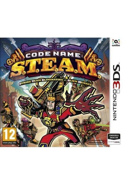 CODE NAME S.T.E.A.M PER NINTENDO 3DS PRODOTTO UFFICIALE ITALIANO