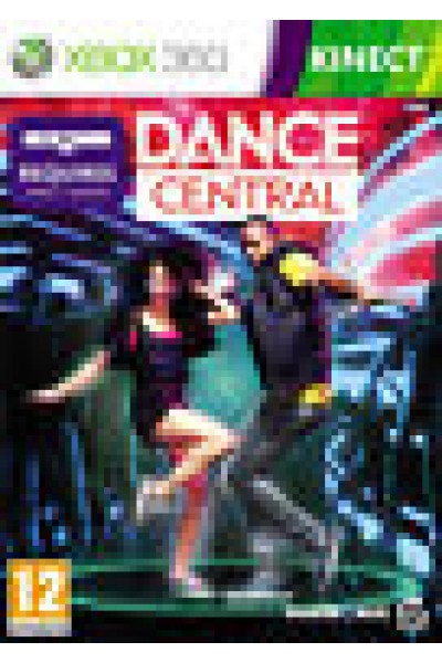 DANCE CENTRAL XBOX 360 RICHIEDE KINECT NUOVO