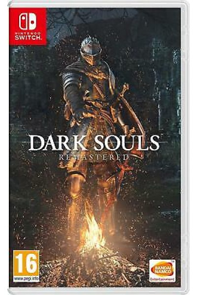DARK SOULS REMASTERED PER NINTENDO SWITCH NUOVO UFFICIALE ITALIANO