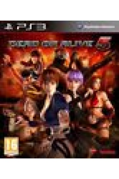 DEAD OR ALIVE 5 PER SONY PS3 UFFICIALE ITALIANO
