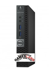 DELL OPTIPLEX 3040M MINI-PC BAREBONE-NO CPU-NO RAM-NO HARD DISK W10BIOS GARANZIA