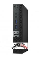 DELL OPTIPLEX 3040M MINI-PC i3-6100T 3.20GHZ 4GB RAM 192GB SSD W10PRO GARANZIA