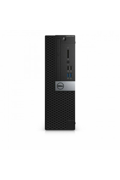 DELL OPTIPLEX 5050 SFF INTEL I5-7500 DA 3.40GHZ-8GB RAM-500GB HD-DVD-RW--WIN 10