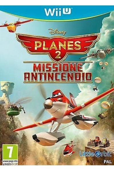 DISNEY PLANES 2 MISSIONE ANTINCENDIO PER NINTENDO Wii U PRODOTTO UFF. ITALIANO