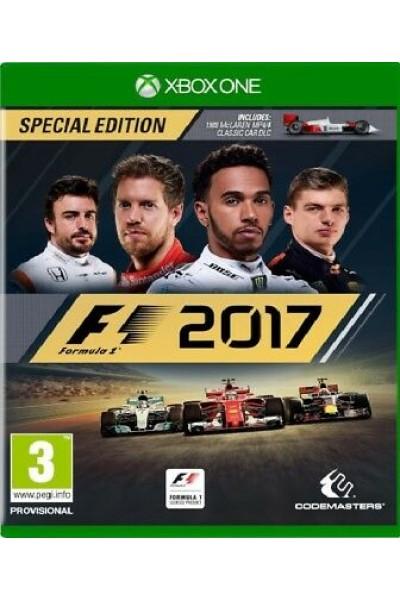 F1 2017 SPECIAL EDITION FORMULA 1 2017 PER XBOX ONE PRODOTTO UFFICIALE ITALIANO