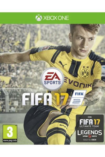 FIFA 17 PER XBOX ONE NUOVO PRODOTTO UFFICIALE ITALIANO
