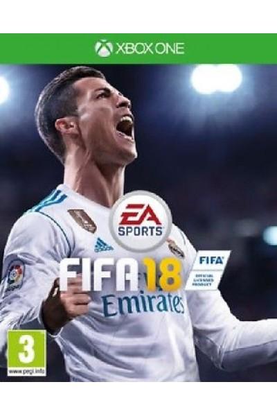 FIFA 18 PER XBOX ONE NUOVO PRODOTTO UFFICIALE ITALIANO