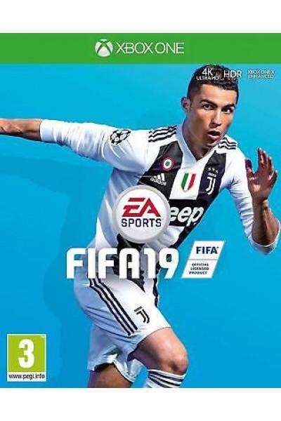 FIFA 19 PER XBOX ONE NUOVO PRODOTTO UFFICIALE ITALIANO