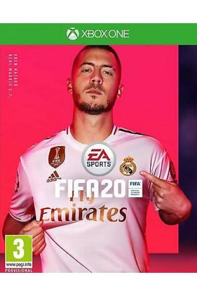 FIFA 20 PER XBOX ONE STANDARD EDITION PRODOTTO UFFICIALE ITALIANO NUOVO