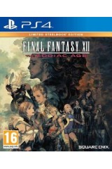 FINAL FANTASY XII THE ZODIAC AGE LIMITED EDITION PER SONY PS4 UFFICIALE ITALIANO