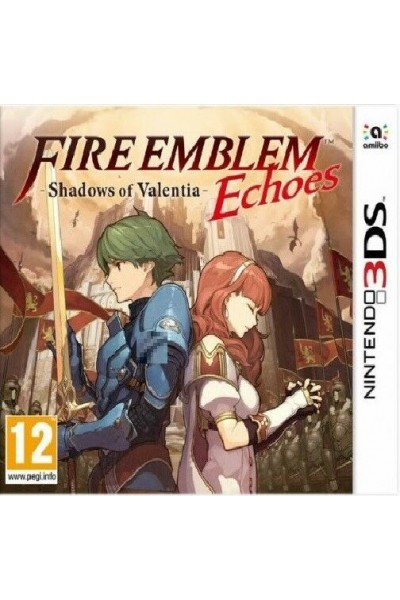 FIRE EMBLEM ECHOES SHADOWS OF VALENTIA X NINTENDO 3DS  NUOVO UFFICIALE ITALIANO