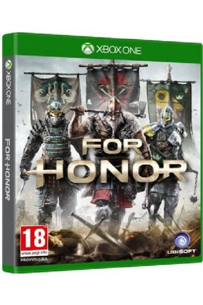 FOR HONOR PER XBOX ONE NUOVO PRODOTTO UFFICIALE ITALIANO