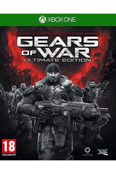 GEARS OF WAR ULTIMATE EDITION PER XBOX ONE NUOVO PRODOTTO UFFICIALE ITALIANO