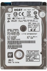HARD DISK HGST TRAVELSTAR 500 GB 2,5