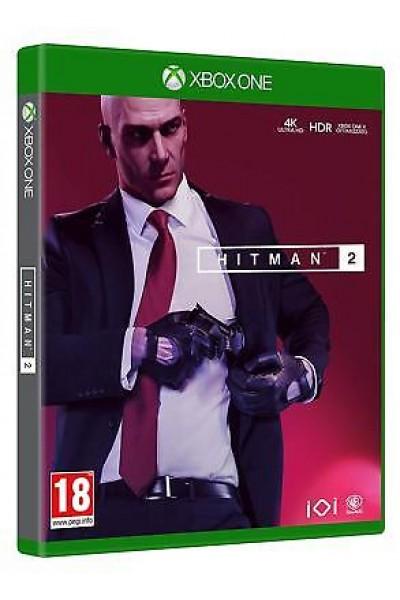 HITMAN 2 PER XBOX ONE NUOVO PRODOTTO UFFICIALE ITALIANO