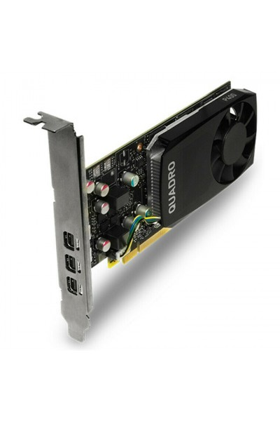 HP NVIDIA QUADRO P400 GPU DA 2 GB GDDR5 NVIDIA PCI-E 16X PRODOTTO NUOVO BULK