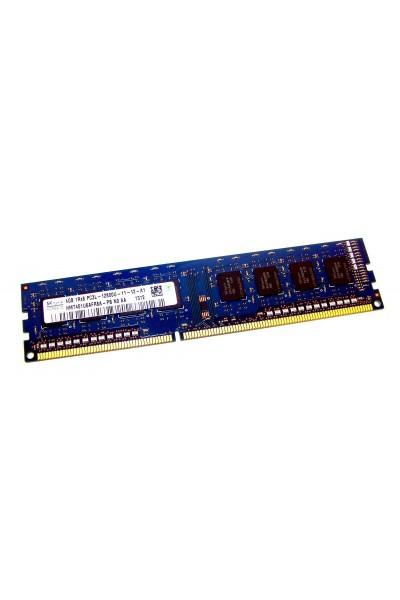 HYNIX DDR3 DESKTOP 1600 MHZ 4GB 1RX8 PC3L 12800U-11-12-A1 HMT451U6AFR8A-PB N0 AA