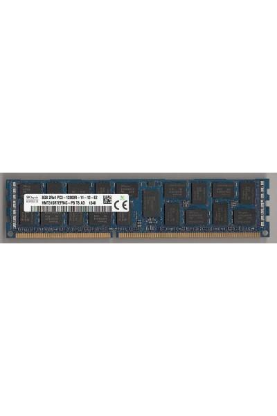 HYNIX DDR3 ECC 1600 MHZ 8GB 2RX4 PC3 12800R 11-12-E2 HMT31GR7EFR4C-PB T8 AD