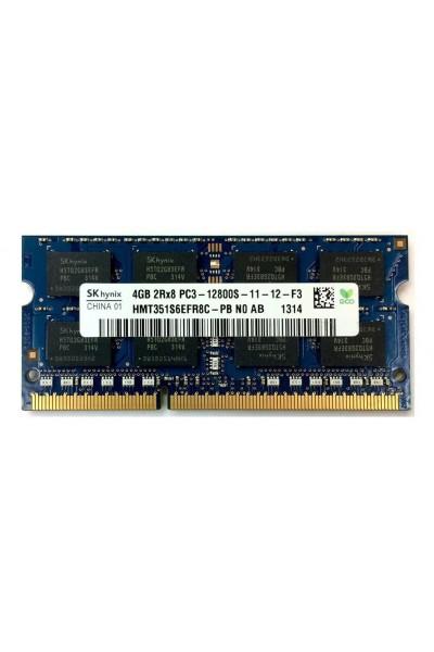 HYNIX DDR3 LAPTOP 1600 MHZ 4GB 2RX8 PC3 12800S 11-12-F3 HMT351S6EFR8C-PB N0 AB