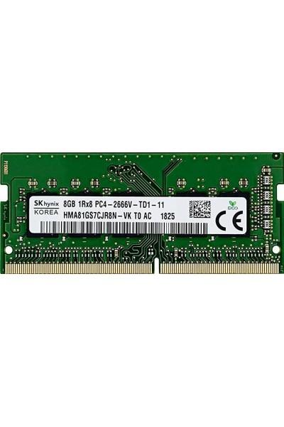 HYNIX DDR4 LAPTOP 2666 MHZ 8GB NEW 1RX8 PC4 2666V-TD1-11 HMA81GS7CJR8N-VK T0 AC