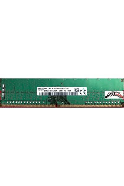HYNIX DDR4 RAM DESKTOP 2666 MHZ 8GB 1RX8 PC4 2666V-UA2-11 HMA81GU6CJR8N-VK N0 AC