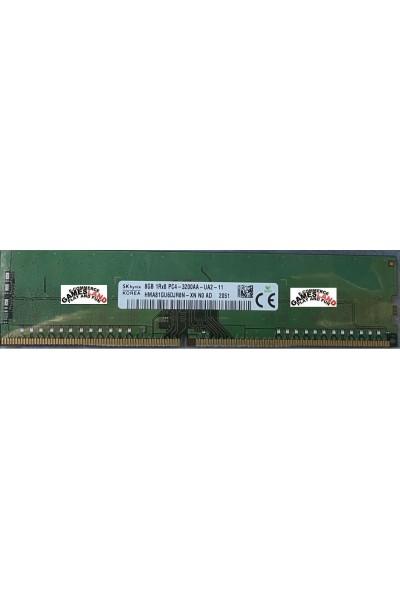HYNIX DDR4 RAM DESKTOP 3200MHZ 8GB 1RX8 PC4 3200AA-UA2-11 HMA81GU6DJR8N-XN N0 AD