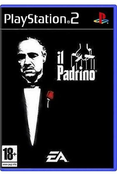 IL PADRINO PER SONY PS2 NUOVO UFFICIALE ITALIANO