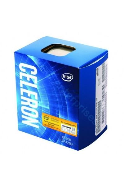 INTEL CELERON G5900 3.40 GHZ 2MB CACHE CPU BOX SRH44 10TH GEN GARANZIA 3 ANNI