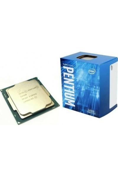 INTEL CORE G4560 3.5 GHZ 3 MB CACHE CPU BOX NUOVO SR32Y LGA1151 3 ANNI GARANZIA