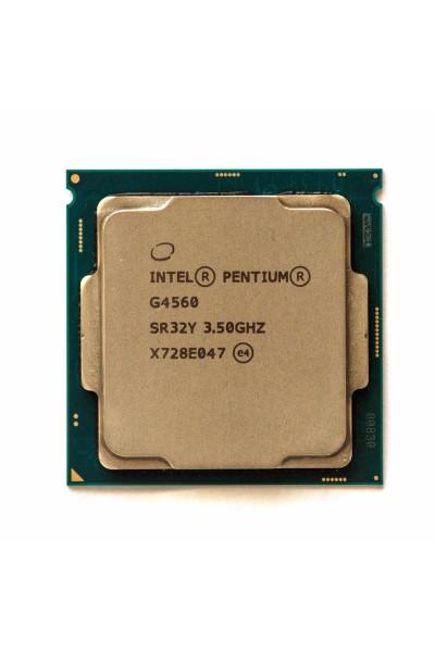 INTEL CORE G4560 3.5 GHZ 3 MB CACHE PROCESSORE SR32Y LGA1151 PARI AL NUOVO 54 W