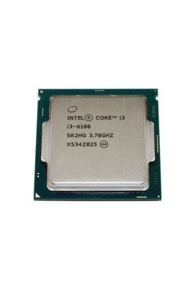 INTEL CORE i3-6100 3.70 GHZ CPU SR2HG 6TH GEN. SKYLAKE PARI AL NUOVO GARANZIA