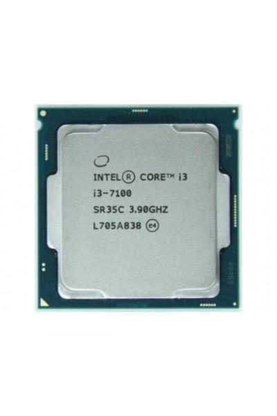 INTEL CORE i3-7100 TRAY 3.9 GHZ 7TH GENERAZIONE CPU TRAY SR35C NUOVO