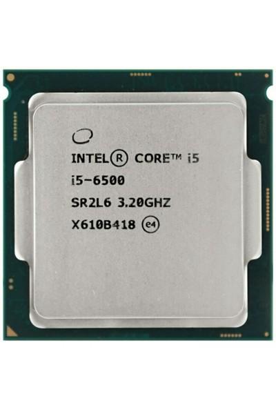 INTEL CORE i5-6500  3.20 GHZ TURBO 3.60 GHZ 4-CORE CPU SR2L6 + DISSIPATORE INTEL
