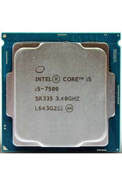 INTEL CORE i5-7500 3.40GHZ TURBO 3.80GHZ CPU TRAY+DISSIPATOR INTEL SR335 LGA1151