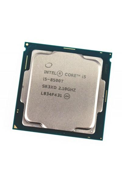 INTEL CORE i5-8500T 6 CORE DA 2.10GHZ A 3.50GHZ CPU TRAY SR3XD 8TH GEN GARANZIA