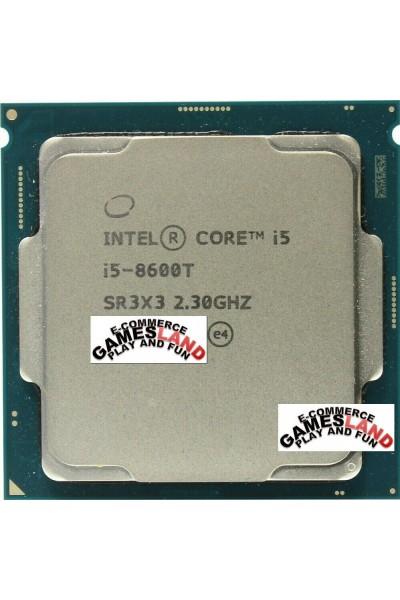 INTEL CORE i5-8600T 6 CORE DA 2.30GHZ A 3.70GHZ CPU NUOVO SR3X3 8TH GEN GARANZIA