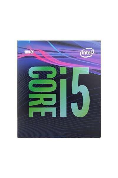 INTEL CORE i5-9400 6 CORE 2.90GHZ-4.10GHZ CPU BOX SRELV 9TH GEN GARANZIA 3 ANNI